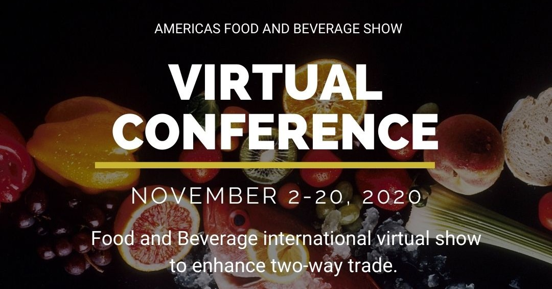 Copy of Americas Food and Beverage Show VIRTUAL CONFERENCE
