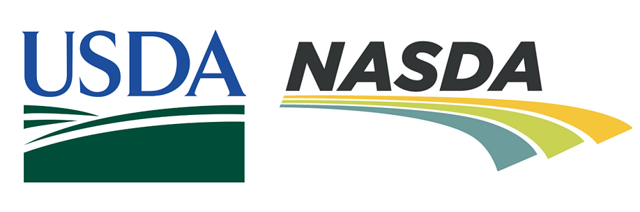 USDA and NASDA logo together